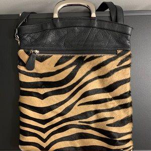 EUC — Maurizio Taiuti Leather Purse From Italy